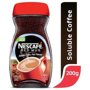 Nescafe Red Mug Instant Coffee, 200g