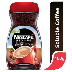 Nescafe Red Mug Instant Coffee 100g Jar
