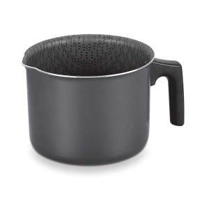 Tramontina Milk Boiler 16Cm Black
