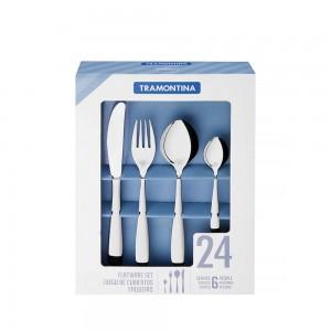 Tramontina 24 Pc Tableware Set Amazonas