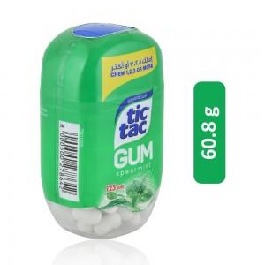 Tic Tac Spearmint Gum - 60.8 g