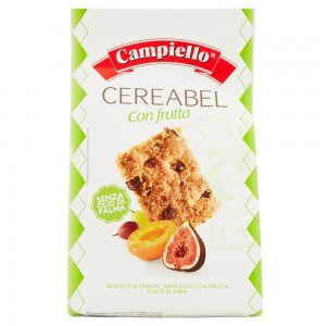 Campiello Oats & Fruit Biscuit 220g