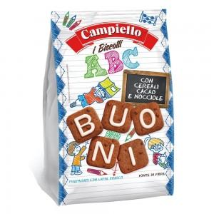 Campiello Cocoa & Hazelnut Biscuit 300g