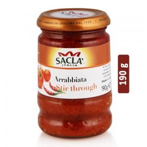 Sacla Arrabbaita Pasta Sauce - 190 g