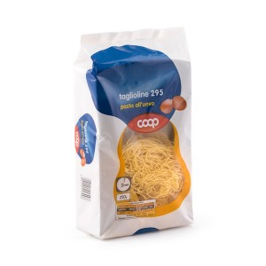Coop Eggpasta Taglioline 250g