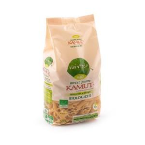 Vivi Verde Organic Kamut Pasta Mezze Penne 500g