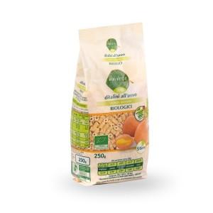 Vivi Verde Organic Egg Pasta Ditalini 250g