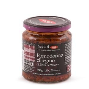 Fior Fiore Semi-Dried Sicilian Cherry Tomatoes 280g