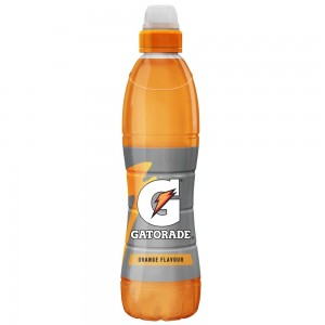 Gatorade, Electrolyte Sports Drink, Orange, 500ml