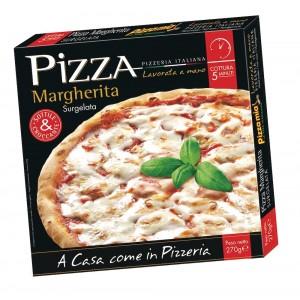 Pizzamia Pizza Margherita Premium 270g