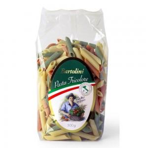 Bartolini Durum Wheat Semolina Fussili Tricolore 500g