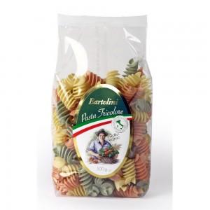 Bartolini Durum Wheat Semolina Penne Tricolore 500g