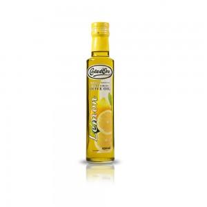 Lemon Flavored Olive Oil 250ml