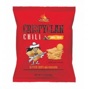 La Mole Crispyclan Chili 90g