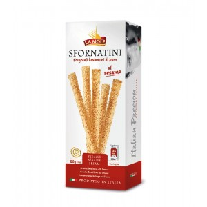 La Mole Bread Sticks with Sesame 120g