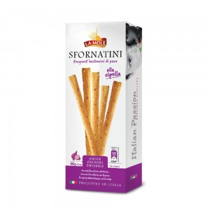 La Mole Bread Sticks with Onion 120g