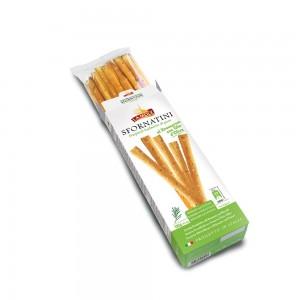 La Mole Bread Sticks with Rosemary & Olive Oil 120g