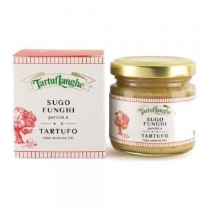 Tartuflanghe Porcini Mushrooms Sauce with Truffle 90g