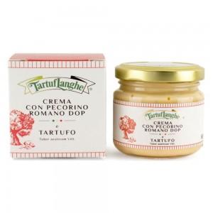 Tartuflanghe Pecorino Romano Cheese and Truffle Cream 90g