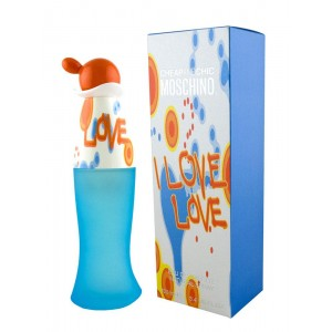 Moschino I Love Love for Women Eau De Toilette (EDT) Spray 100ml