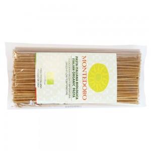 Montedoro Organic Wholewheat Spaghetti 500g