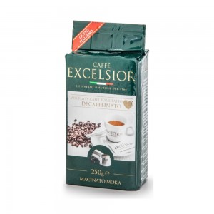 Excelsior Ground Coffee Decaf 250g