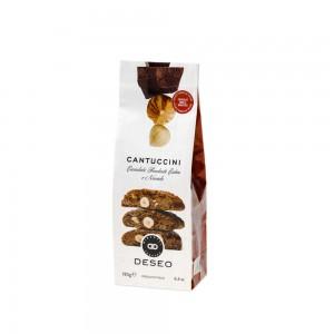 Deseo Cantuccini Chocolate-Hazelnut Bag 180g