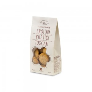 Deseo Rustic Biscuits Wholewheat 300g