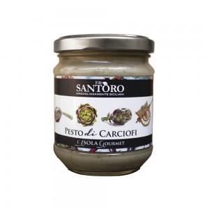 Santoro Artichokes Pesto 180g
