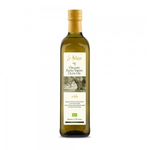 La Molazza Organic Extra Virgin Olive Oil 750ml
