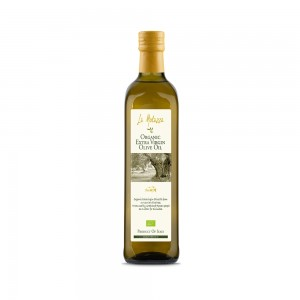 La Molazza Organic Extra Virgin Olive Oil 500ml