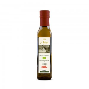 La Molazza Organic Extra Virgin Olive Oil with Chili