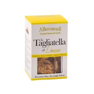 Allemandi Maurizio  Egg Pasta Tagliatelle With Lemon 250g
