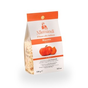 Allemandi Pre-Made Risotto With Pumpkin 250g