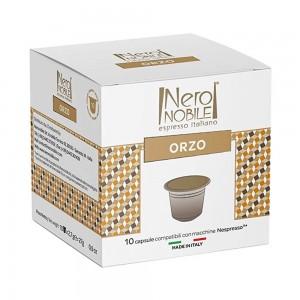 Barley Flavored drink capsule 10 caps, Nespresso compatible