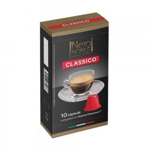 Coffee capsule  Classico 10 caps, Nespresso compatible
