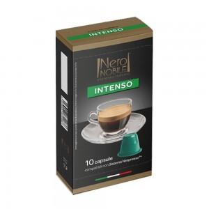coffee capsule Intenso 10 caps, Nespresso compatible