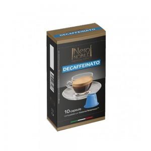 Coffee capsule Decaffeinato 10 caps, Nespresso compatible