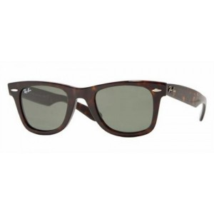 Ray Ban Unisex Sunglasses  RB2140/902/50 (Green)