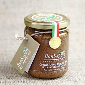 BonSapore Ligurian Olives Cream 180g