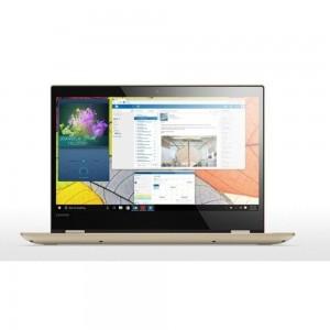 "Lenovo Yoga 520 2 in 1 Laptop I5,4GB,1TB,Shared,14"",Gold, 80X8002-PAX"