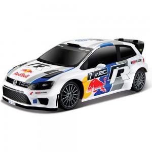 Maisto R/C- 1:24 Race - Vw/Red Bull Polo Wrc , 81148