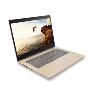 "Lenovo IdeaPad 520 Laptop I7,16GB,1TB+128GB,4GB,15.6"",Gold, 81BF002-TAX"
