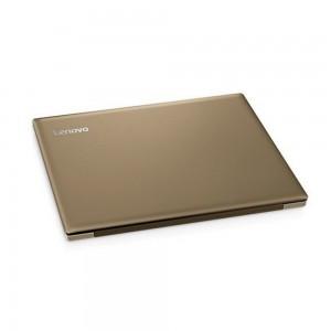 """Lenovo IdeaPad 520 Laptop I7,16GB,2TB,4GB,15.6"""",Gold, 81BF002-XAX"""