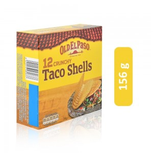Old El Paso Taco Shells - 156 g