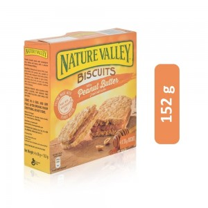 Nature Valley Peanut Butter Biscuit - 152 g