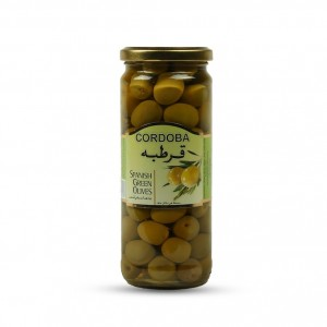 Cordoba Plain Green Olives, 285 gm