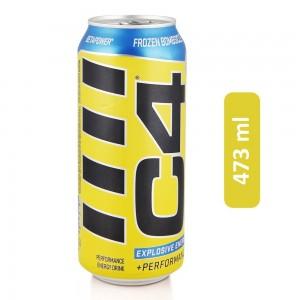 Cellucor C4 Frozen Bombsicle Energy Drink - 473 ml