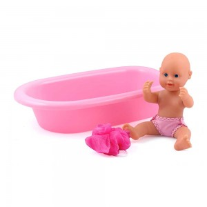 "Dolls World Baby Bathtime 25Cm (10""), 9499"