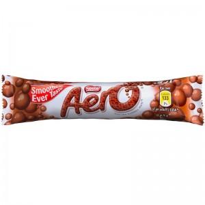 Nestle Aero Milk Chocolate Bar - 100 gm